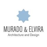 Murado elvira   logo  blue