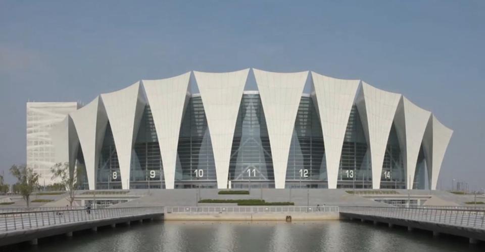 Shanghai sport centre cover 960 540