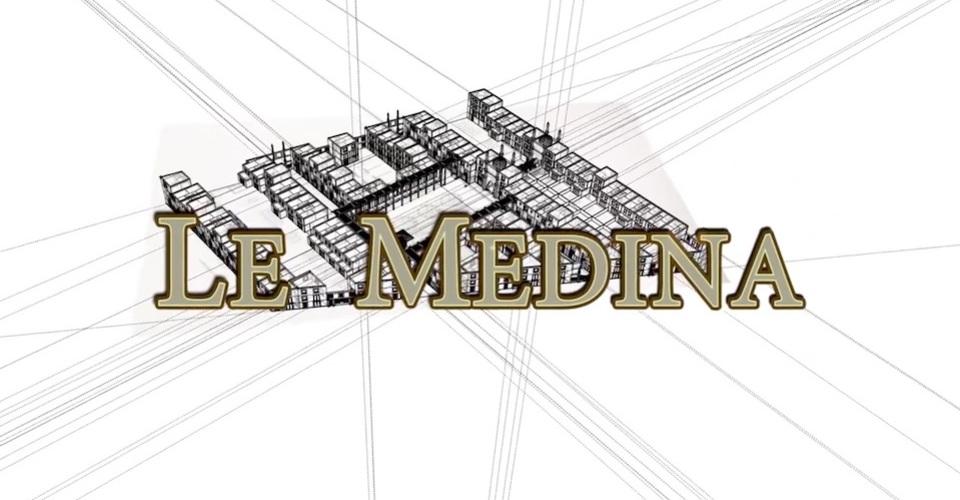 La medina cover 960
