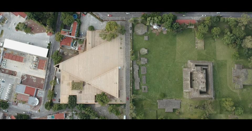 Teopanzolco cultural centre 960