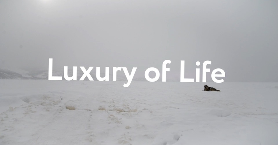 Luxury of life cover 960